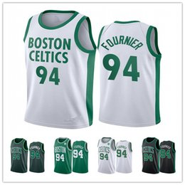 handel trikots großhandel-Evan Fournier Boston Kelten