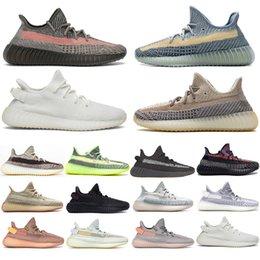 Toptan satış Üst Koşu Ayakkabıları Kül Taş Mavi Peal Erkekler Kadınlar Karbon Tasarımcı Sneakers Işık UV Hassas Yekeil Cinder Siyah Yansıtıcı Yarı Dondurulmuş PKSPorts