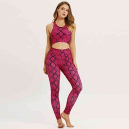 two piece sweatpants UK - 2Pcs Women Sets Fitness work out Bra+jogging Pants Leggings suit,Fitness active wear Sweatpants Set Workout Clothes for Female