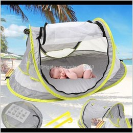 mosquito tents outdoor 2021 - Other Home & Garden Outdoor Camping Bed Portable Beach Upf 50+ Sun Shelter Ultralight Baby Travel Tent Pop-Up Mosquito Net Zx4Jf Fdtup