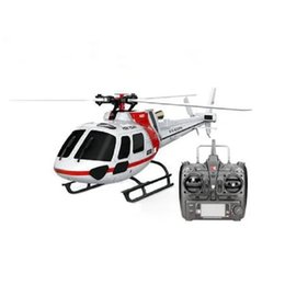 Wltoys XK K123 Brushless RC Airplane Drone AS350 Scale 3D 6D Mode 6CH System RC Helicopter RTF Compatible With FUTABA S-FHSS Toys