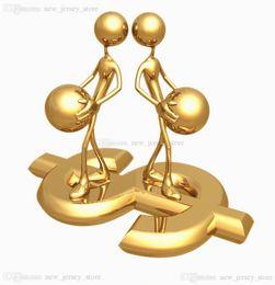 Großhandel Zusätzliche Gebührenkosten nur für das Gleichgewicht der Auftragsfans anpassen personalisierte benutzerdefinierte 2021 2022 News City Jersey Produktbezahlung Extras Geld 1 Stück = 1USD