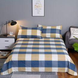 Wholesale Sheets & Sets Bed Sheet+ 2pcs Flat Sheet And Case Queen Size Double Cartoon Style Bedding Linen Laminas Bedsheet