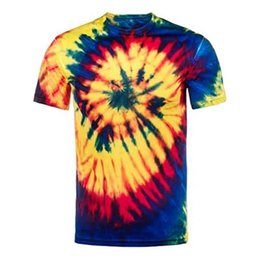 free t shirts designs UK - T Shirt Custom Designs 3d Printed Shirts,summer Beach Breathable Hip Hop Tye Dye Men's Shirts