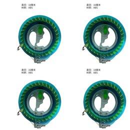 Carrete de pesca de alta calidad para la herramienta de la rueda de la mano del agarre grande de los pescados Tackles y accesorios de la línea de la cadena de kite 14FZ WW en venta