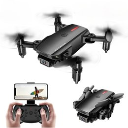 2020 NEW P2 drone 4k HD wide-angle dual camera 1080P WIFI visual positioning height keep rc drone follow me rc quadcopter toys on Sale