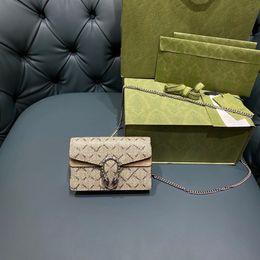 Großhandel Mini Schlüsselanhänger Geldbörse 16,5 cm kleine Mode Crossbody beschichtete Leinwand-Netz außerhalb von Wildleder-Futter kleine Klappen-Tasche