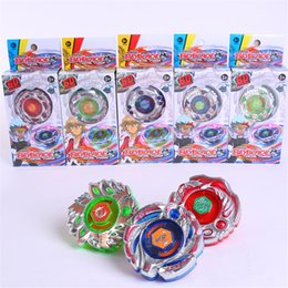 Wholesale Beyblade Toys Burst bables Toupie Bayblade Metal God Spinning Tops Bey Blade Blades Toy High Performance Battling Top