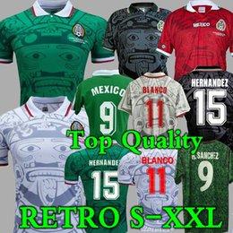 Sconto Coppa Del Mondo Del Pullover Del Calcio Del Messico 2021 in ...