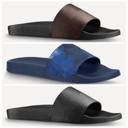Toptan satış Kadın Adam Sandal Terlik Yüksek Kalite Plaj Nedensel Erkek Kadın Terlik Düz Ayakkabı Slayt AB: 35-45 ile Kutusu 09
