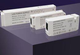 Wholesale Overload Protector Cabinet Light Power Supply 60W Intelligent Control 12V 18W 24W 36W Wardrobe Wine Display