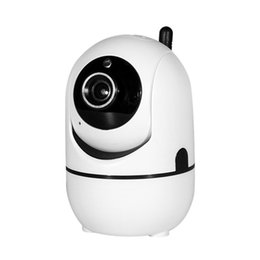 Baby Monitors AI Wifi Camera 1080P Wireless Smart High Definition IP Cameras Intelligent Auto Tracking Of Human Home Security Surveillance and Kids Care Machine