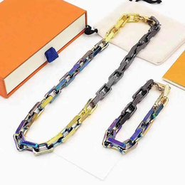 Ожерелье из нержавеющей стали высокого качества из нержавеющей стали Ожерелье Унисекс Ожерелье Ожерелье Мода Личности Ожерелье на Распродаже