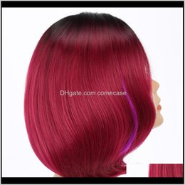 Discount hairstyle cuts for short hair Merisi Hair Wigs For Black Women Short Pixie Cut Hairstyle 3 Colors Available Synthetic Wig Heat Fiber 8P2O8 Rop0U