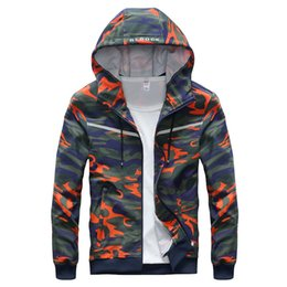 xxxxl hoodies UK - Polo Shirt Oversized Hoodie Men Hoodies Sweatshirts Spring Mens Camouflage Hooded Male Hoody Clothing Plus Size Xxxxl 5XL 6XL 8XL