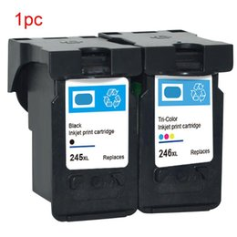 large for printer UK - Refilled Stable Ink Box Printer Accessories Large Capacity Replacement Lightweight Strong Compatible For Canon PG245 CL246 Cartridges