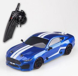 Wholesale 1:16 RC Car GTR 2.4G Off Road 4WD Drift Racing Remote Control Electronic Toy Hobby Collectibles Kid's Party Adult Kids Gift 20112