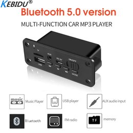 usb mp3 player for car aux Australia - 2*3W DC 5V MP3 WMA Wireless Bluetooth 5.0 Decoder Board Audio Module USB FM TF Record Radio AUX Input For Car & MP4 Players