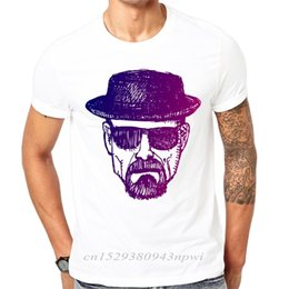 cool t shirt print designs 2021 - Say My Name Heisenberg printed men t-shirt Cool Bad design men's tee shirts tops danger T-shirt casual t 210420