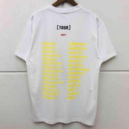 golden women t shirt 2021 - Tops Shirts T Digital Quality Jack Travis Cactus Printing T-Shirt HIPHOP Men Scott Women Tee Wjchm