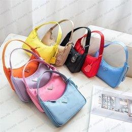High quality luxury Designer tote Shoulder Bags handbag duffle Nylon leather famous Handbags Lady wallet fashion Crossbody bag Hobo purse