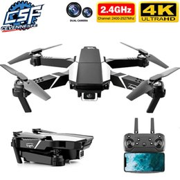 Wholesale S62 Drone 4K Hd Dual Camera Visual 1080P Wifi Fpv Foldable Four-axis Hold Rc Quadcopter Toys