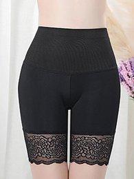 Wholesale Waist Trainer Tummy Control Shorts High Waist Slimming Panties Body Shaper Women Short Pants Under Skirt Butt Lifter Boxer Brief