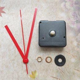 Vente en gros 50 Ensembles de l'arbre de 12mm balayage sans mécanisme silencieux TIC pour les kits de bricolage de réparation d'horloge en Solde