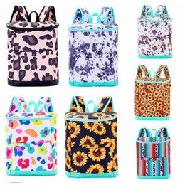 Wholesale Cooler Bag Outdoor Backpack for Lunch Bags Women Men Canvas Large Capacity Backpacks Picnic Camping Hiking Beach Park Day Trip