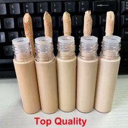 Beste Kontur Concealer Foundation Korrektur Konturen 10ml Make-up Gesicht Flüssig Concealer Creme 5 Farben Fair Light Sand Light Medium im Angebot