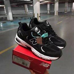 Wholesale 530 Retro sports shoes Men's sneakers running designer Casual sneaker off run