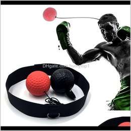 Balls Elasticity Head Band Wearing Boxing Equipment Fight Training Speed Ball Muay Thai Trainer Quick Punching Top Quality 219 X2 Begg Uaimj on Sale