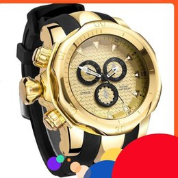 2021 Hot Purchase Gold Clock Men's 3D Rotating Gentlemen's Watch Top Fire Luxury Silicone Tape Climbing Sports Poison for Men on Sale