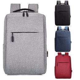 Wholesale Slim Laptop Protective Case Standard Free Xiaomi Usb Charging College Students Backpack Men's and Women's Waterproof Business Laptop bag