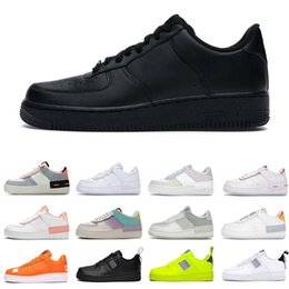 men women casual shoes fashion sneakers triple white black Pink Washed Coral Just Orange Kindness Day Utility Volt mens canvas trainers Jogging Walking