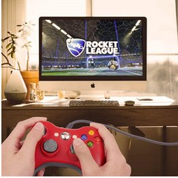 Wired Gamepad Console Handle USB Computer PC Universal Eat Chicken For X Box One Controller Game Controllers&Joysticks VS ps5 on Sale