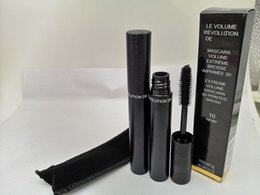 Wholesale Inimitable extreme Makeup Mascara WaterProof Black Mascara Long Lasting Black Mascara 6g