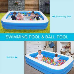 Опт США надувной надувной бассейн аксессуары для бассейна Взрослые Детская ванна на открытом воздухе крытый дом бытовой детский износостойкий крепкий прочный