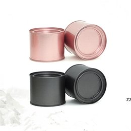 250ml Tee Dosen Doktor TOP JAR Communic Container Tragbare Dichtung Metallkanne Küche Candy Jar Tea Kaffee Box HWB8585 im Angebot