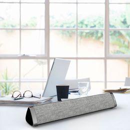 Wholesale Long strip triangle wireless Bluetooth speaker dual portable card computer TV audio