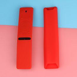 Пульт дистанционного контроллера Силиконовый чехол для Samsung Q900 Smart TV UA55KU6300J UA65KS9800 Защитная крышка ANTIDORP ударопрочный защитный рукав на Распродаже