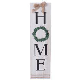 Опт Вертикальные деревянные знаки для домашнего декора фермерский дом вертикальный деревянный фон для домашнего декора, галерея стены искусства, домашняя настенная настенная настенная