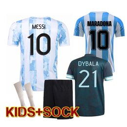 argentina socks 2021 - Thai 2021 Top Sale Argentina Quality 20-21 Sock Custom 1989 2006 Adult Shirt Men's Casual Shirts