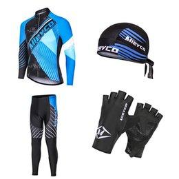 Wholesale Pro Team Cycling Jersey Set Quick Dry Bicicleta De Montaña Clothing MTB Road Bike Suit Maillot Cyclisme BMX Racing Wear Sets