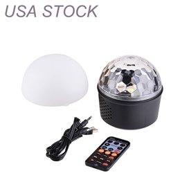 Éclairage Éclairage Night Light Projecteur 3 en 1 Effets de LED multifonctionnels Nébuleuse Galaxy Crystal Magic Ball Laser Laser, Sleep pour enfants Chambre pour adulte avec Bluetooth en Solde