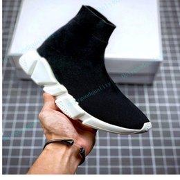 Mode sok vrouwen mannen casual schoenen platform gebreide hoge kwaliteit lichtgewicht aankleden sneakers