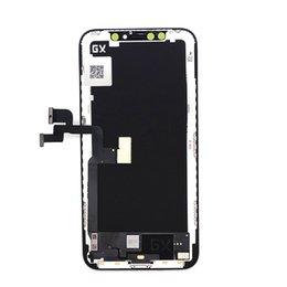 Großhandel Für iPhone x GX Hard OLED Display LCD-Bildschirm-Panels-Digitizer-Baugruppe