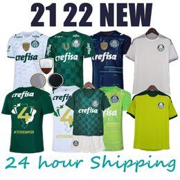Wholesale 21 22 camisas Palmeiras soccer jersey G.GOMEZ G.VERON L.ADRIANO RAMIRES DUDU 2021 2022 GOALKEEPER finals MEN WOMEN KIDS KIT football shirt