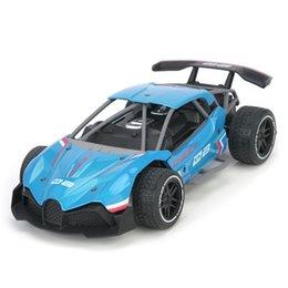 Wholesale SL-200A 1:16 Aluminum Alloy Remote Control High-speed Drift Racing Car