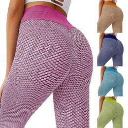 Women's Leggings High Waist Joga For Women Stretch Athletic Seamless Fitness Running Sports Full Length Active Pants